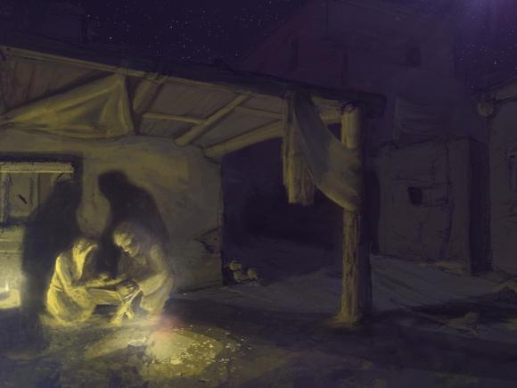with-us-nativity-still
